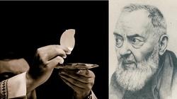 Dzięki wstawiennictwu św. o. Pio odzyskał słuch! - miniaturka