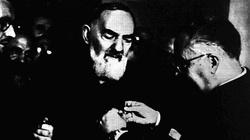 O. Pio: Skończ ze spirytyzmem! To szatan we własnej osobie! - miniaturka