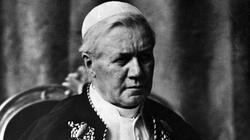 Benedykt XVI: Wielkie dzieło św. Piusa X - miniaturka