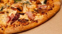Dziś mam ochotę na boczek na gorącej pizzy - miniaturka
