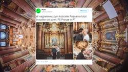 Prowokacja w poznańskiej farze. Lesbijki urządziły sobie sesję fotograficzną - miniaturka