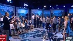 Kabaret młodych 'platformersów' w studiu TVP - miniaturka