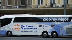Platforma w praktyce: 40 mln zł na samochody... m.in za mycie, wynajmowanie i użytkowanie - miniaturka