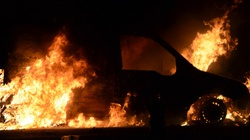 Grecja płonie! Imigranci atakują policję i mieszkańców! - miniaturka