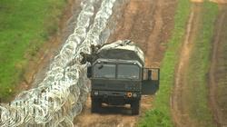 Komunikat MON nt. postępu prac przy budowie płotu na granicy z Białorusią - miniaturka