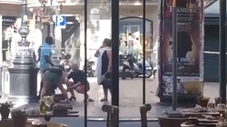 Polak świadkiem zamachu w Barcelonie: Byłem tam z córką, to był koszmar! - miniaturka