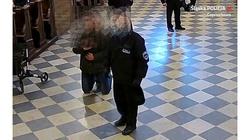 Sprawca pobicia strażnika Jasnej Góry sam zgłosił się na policję - miniaturka