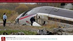 Francja: Katastrofa pociągu TGV - miniaturka