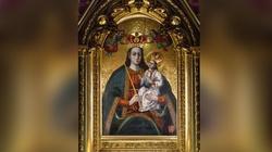 Matka Boża Pocieszenia. Obraz łaskami słynący - miniaturka