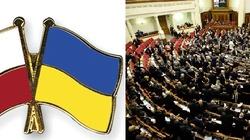 """Kiedy """"polski klub parlamentarny"""" w Radzie Ukrainy? - miniaturka"""