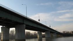 Most Łazienkowski znowu płonął! - miniaturka