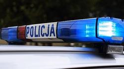 Policja o wypadku: ,,Kierowca był trzeźwy'' - miniaturka