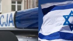 Nożownik z Izraela zaatakował policjantów-trafił do aresztu - miniaturka