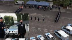 Polska policja pomoże na Litwie przy ochronie granic przed nielegalnymi imigrantami - miniaturka