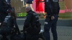 Berlin. Obława policji na islamskich radykalnych salafitów - miniaturka