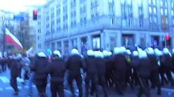 7 tysięcy policjantów ściągniętych na Marsz 11.11. Mobilizacja - miniaturka