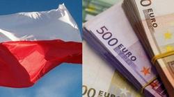 Pracowici Polacy przysłali z saksów 47 mld Euro - miniaturka