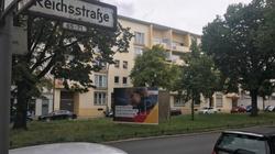 'Polska Walcząca' na... Reichstrasse w Berlinie - miniaturka
