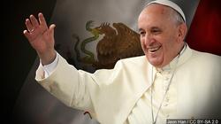Papież Franciszek jasno powtórzył, że prawdziwa miłość małżeńska jest tylko w relacji kobieta-mężczyzna! - miniaturka