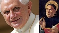 800 lat dominikanów. Benedykt XVI o największym z Doktorów - miniaturka