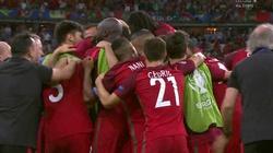 Portugalia Mistrzem Europy! Piękny gol Edera - miniaturka