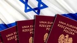 Polskie paszporty wciąż atrakcyjne dla izraelskich Żydów pochodzących z Polski - miniaturka