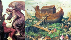Chuck Missler: Grzeszni aniołowie przyczyną potopu za Noego - miniaturka