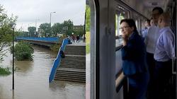 Wczoraj powódź dzisiaj Kopacz - miniaturka