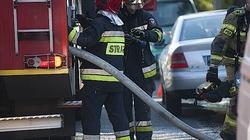 Dramat w Chojnicach. Cztery ofiary pożaru w hospicjum - miniaturka