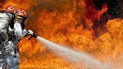 Ukraina: 4 ofiary pożaru w szpitalu dla zakażonych koronawirusem - miniaturka