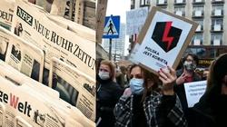 Niemieckie media w panice: Działania polskiej policji podczas SK jak w stanie wojennym - miniaturka