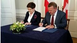 Dania: Premier Szydło podpisała memorandum ws. Baltic Pipe - miniaturka
