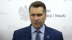 Ostra reakcja Czarnka na zapowiedź strajku nauczycieli przez ZNP - miniaturka