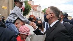 Tempo kampanii prezydenta nie słabnie. Andrzej Duda w swoim rytmie - miniaturka