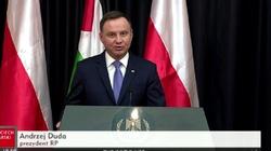 Prezydent Duda: Trwały pokój na Bliskim Wschodzie- bez ingerencji z zewnątrz - miniaturka