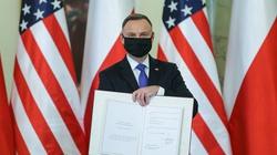Prezydent Duda: Stosunki Polski z USA trwałe i silne jak jeszcze nigdy w historii! - miniaturka
