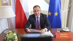 Prezydent: Polska potrzebuje szerszego otwarcia na towary z Chin - miniaturka