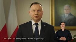 Duda: W Smoleńsku zginęli najlepsi z nas ... - miniaturka