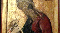 Prorok Baruch – to on spisywał groźby proroka Jeremiasza i czytał ludowi - miniaturka