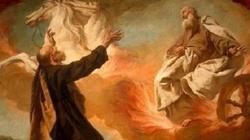 Dziś wpomnienie proroka Elizeusza - był świadkiem wzięcia do nieba proroka Eliasza - miniaturka