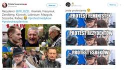 'Apolityczny' protest lekarzy z Mazgułą, Kijowskim i resztą ekipy - miniaturka