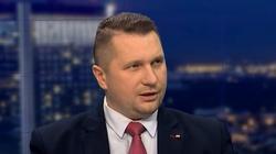 Min. Czarnek przedstawił pakiet wolności akademickiej - miniaturka