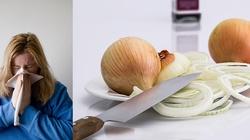 Przeziębienie? Syrop z cebuli załatwi sprawę! - miniaturka