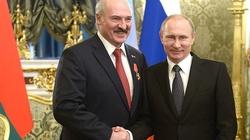 Łukaszenka nazwał Putina 'demonem nietolerancji'? - miniaturka
