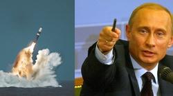 Putin znów straszy rakietami! - miniaturka