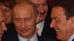 Gerhard Schröder znowu w roli ruskiej tuby propagandowej - miniaturka