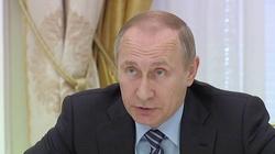 Rosja albo się rozpadnie, albo zacznie wojnę - miniaturka