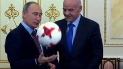 SZOK! Szef FIFA: Rosja to ciepły i gościnny kraj - miniaturka