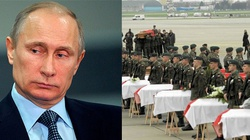 Rosjanie mówią o zamachu. Bo było jak w Smoleńsku - miniaturka