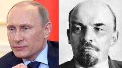 Putin bezcześci pamięć towarzysza Lenina! - miniaturka
